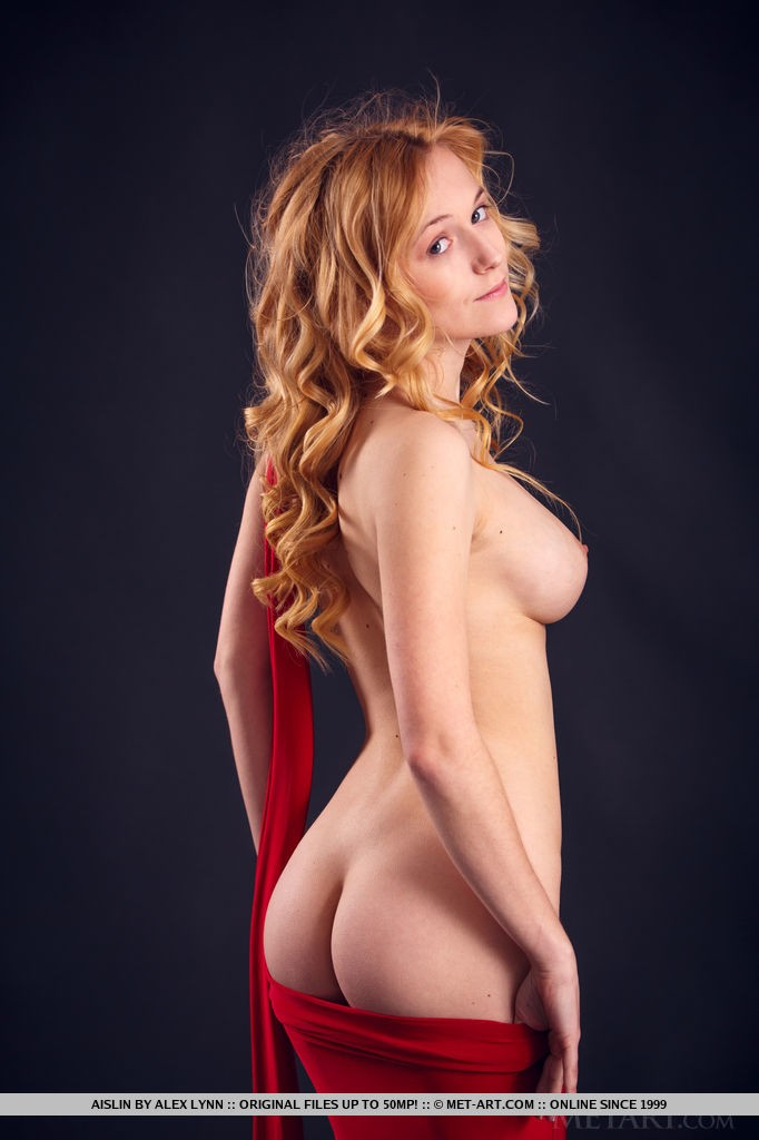Sweet Redhead Naughty Babes Aislin