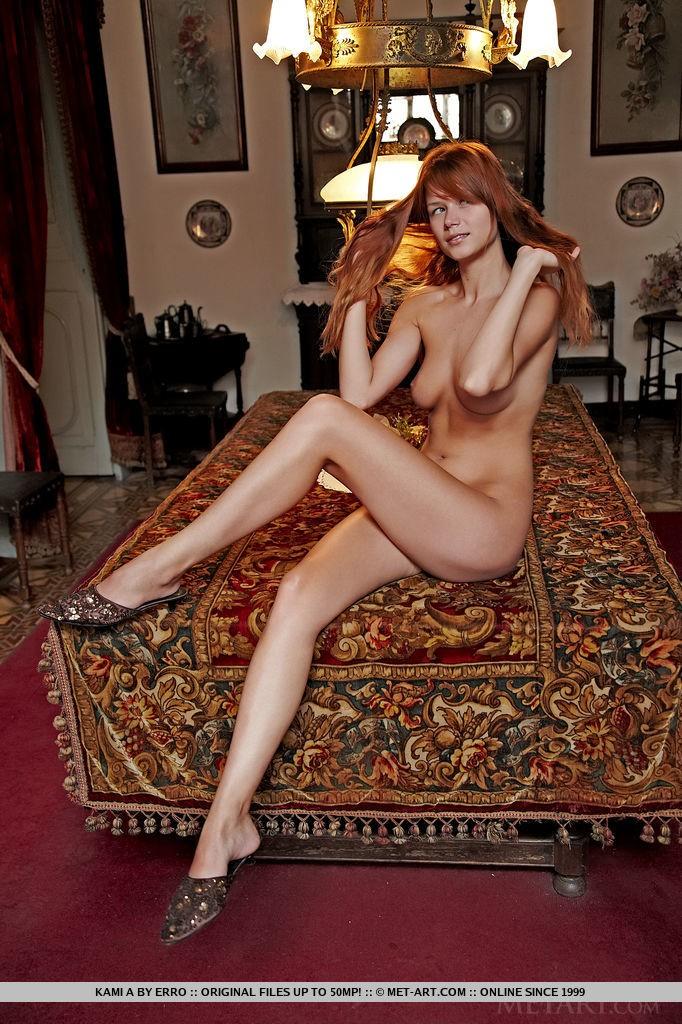 Sexy Redhead Babe Kami A