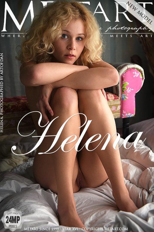 Presenting Blonde Babe Helena By Artofdan