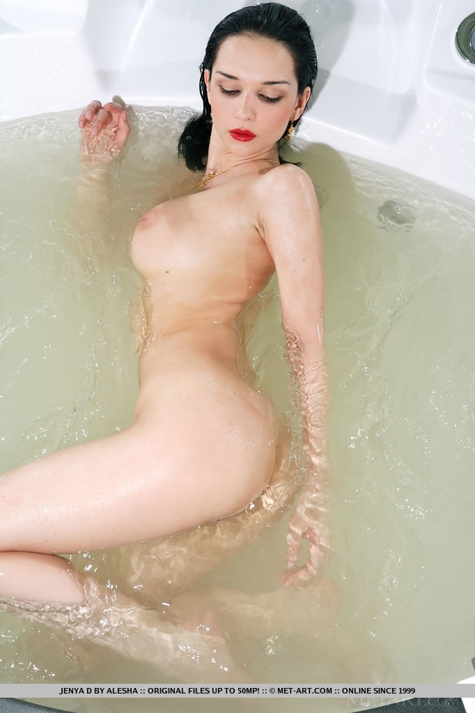 Sexy Babe  Jenya D By Alesha in Liedir
