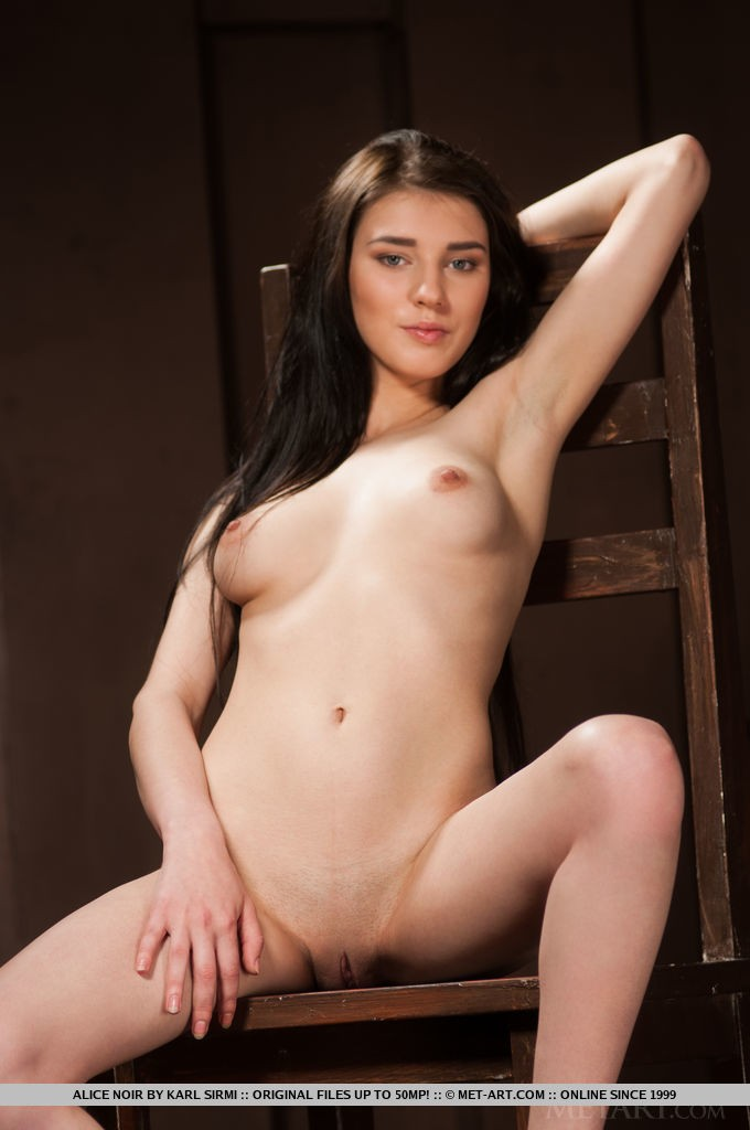 Presenting Sexy Babe Alice Noir By Karl Sirmi