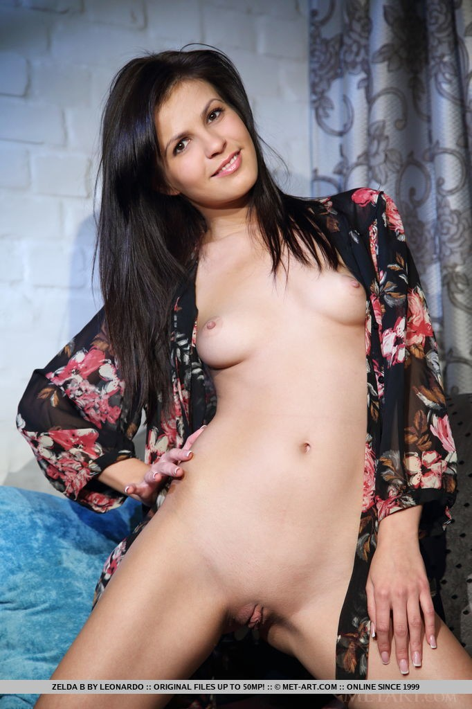 Beautiful Brunette Zelda B in Bacina By Leonardo